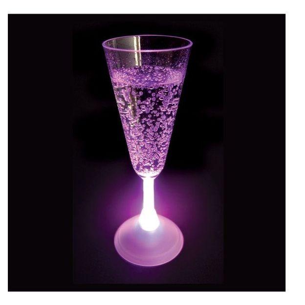 Flûte à Champagne LED