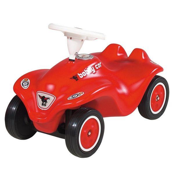 Bobby car rouge