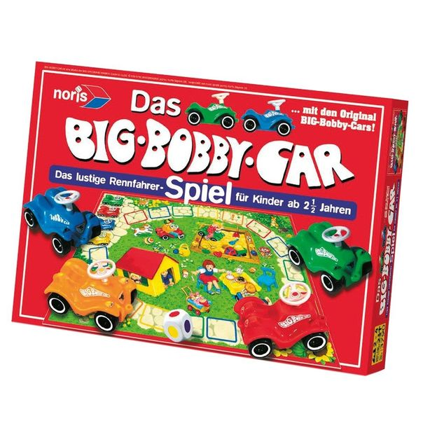 Bobby Car Spiel