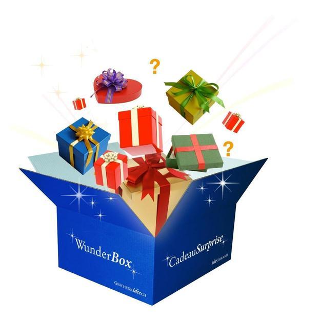Cadeau surprise pour homme