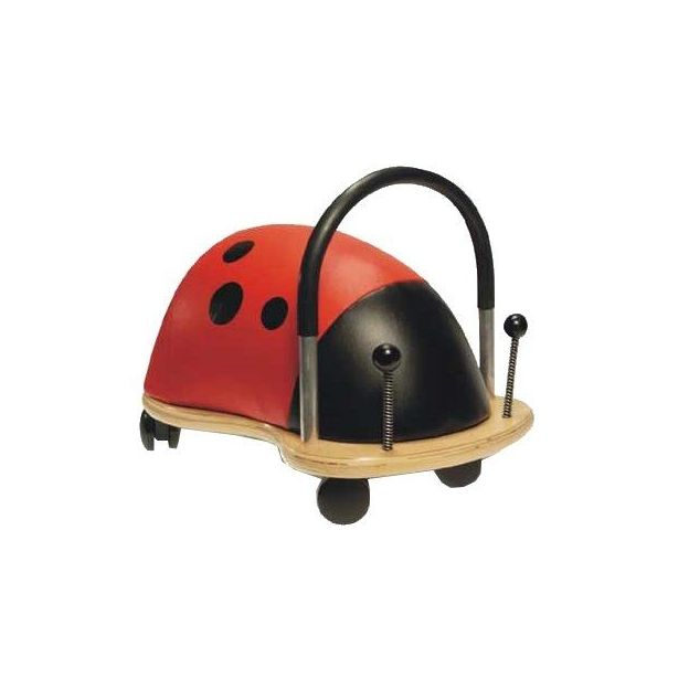 Porteurs Wheely Bug Coccinelle