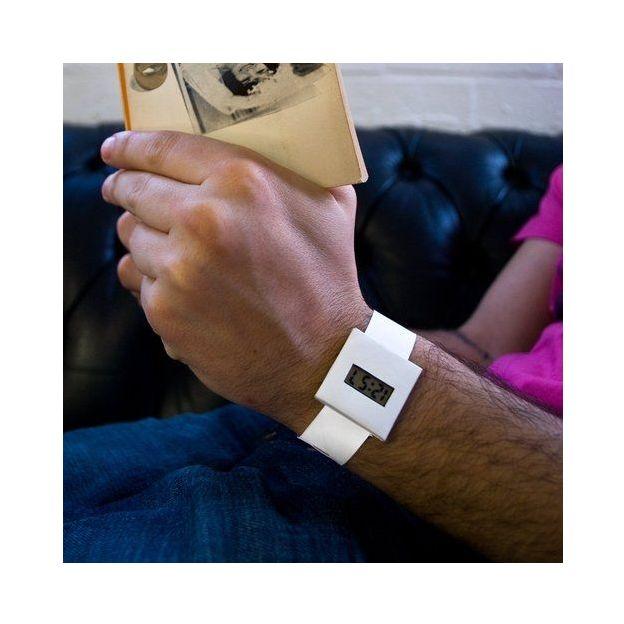 Papieruhr Paper Watch