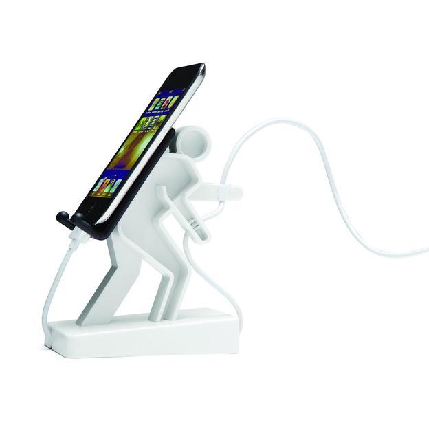 iPhonehalter Boris  weiss