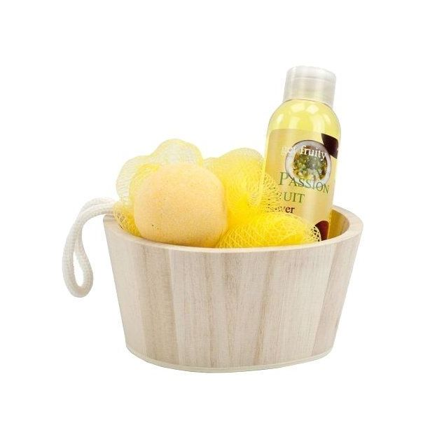 Geschenkset Wellness Yellow in Balance