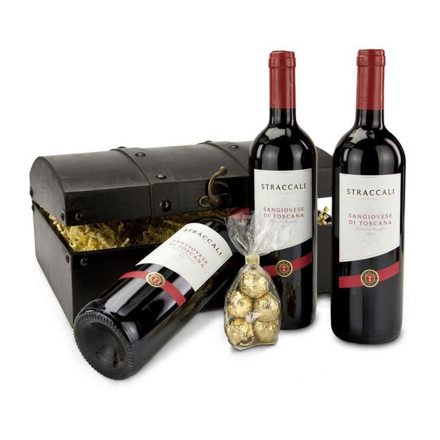 Coffret Gourmand Sangiovese