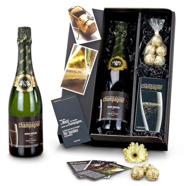 Champagner Box