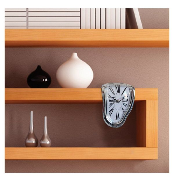 Horloge fondante