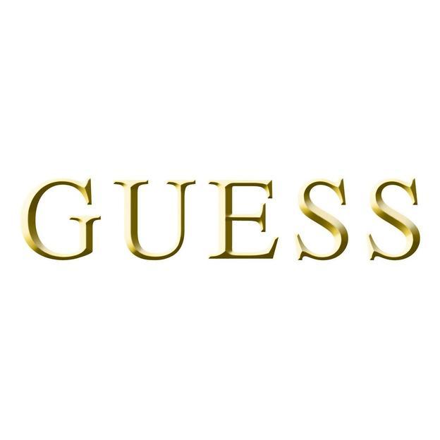 Guess montre femme Prism dorée