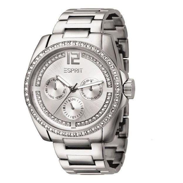 Montre femme Esprit Cool Glamazone Silver ES100882009