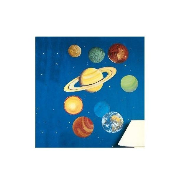 Wandbild Planeten