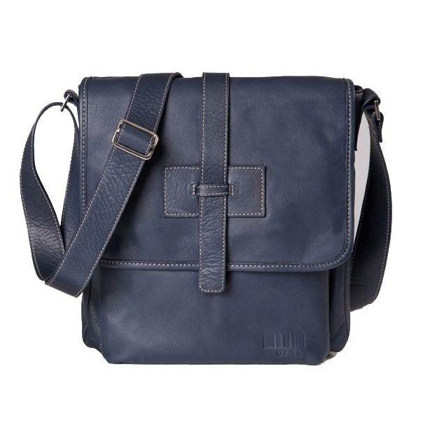 0714 Überschlagtasche klein jeans