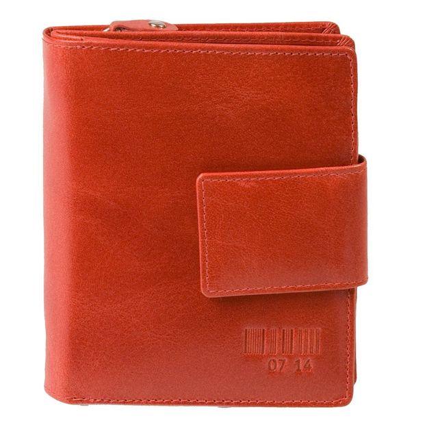Portemonnaie 0714 rouge