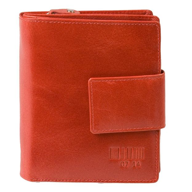0714 Portemonnaie rot
