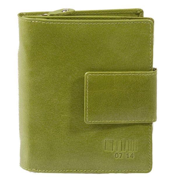 0714 Portemonnaie kiwi