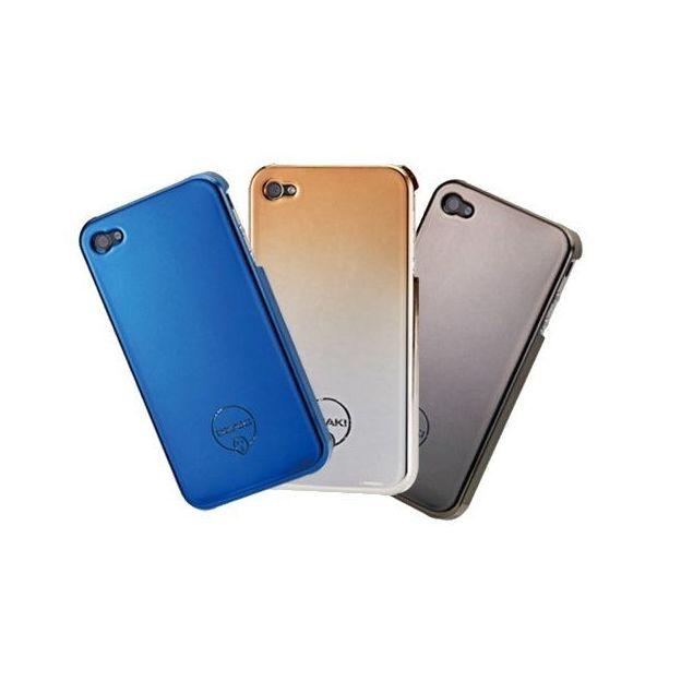 iPhone 4 Schutzhüllen 3er Set Männer