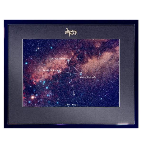 Sternbild Waage