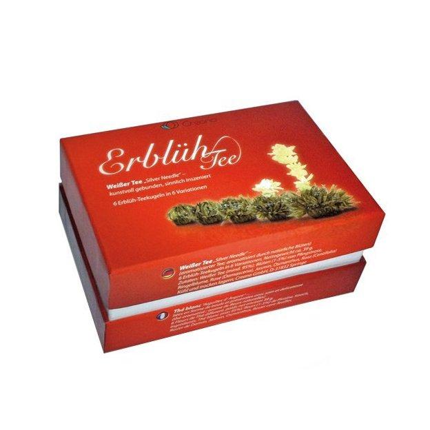 Boîte fleurs de thé Erblüh Printemps