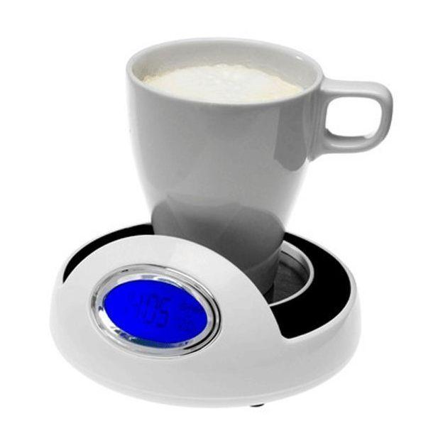 Chauffe Mug USB avec écran LCD