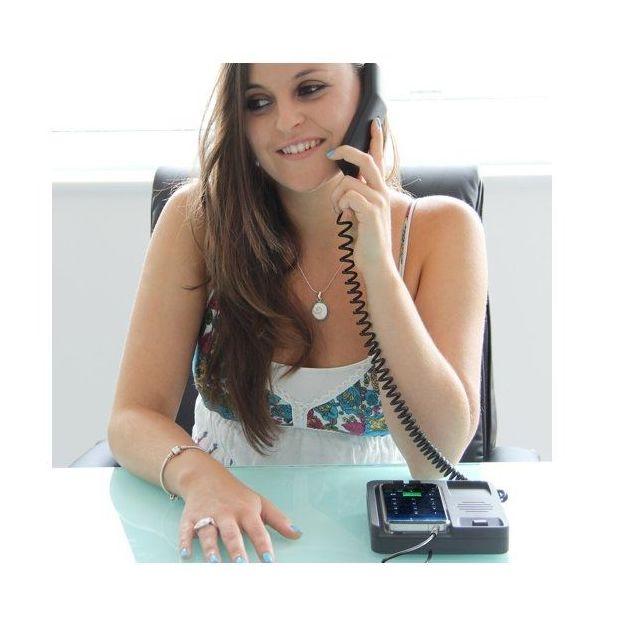 Telefonstation für das iPhone