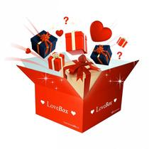 Love Box - cadeau d'Amour