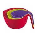 Set de bols pour mixage Mixxx couleurs de Koziol