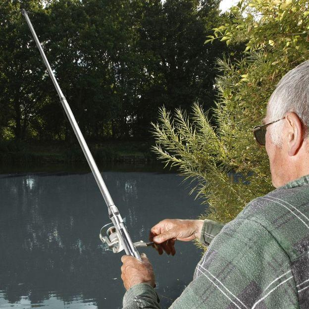 Mini canne-à-pêche