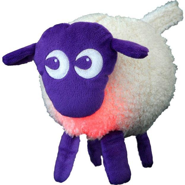 Veilleuse Mouton Ewan violet