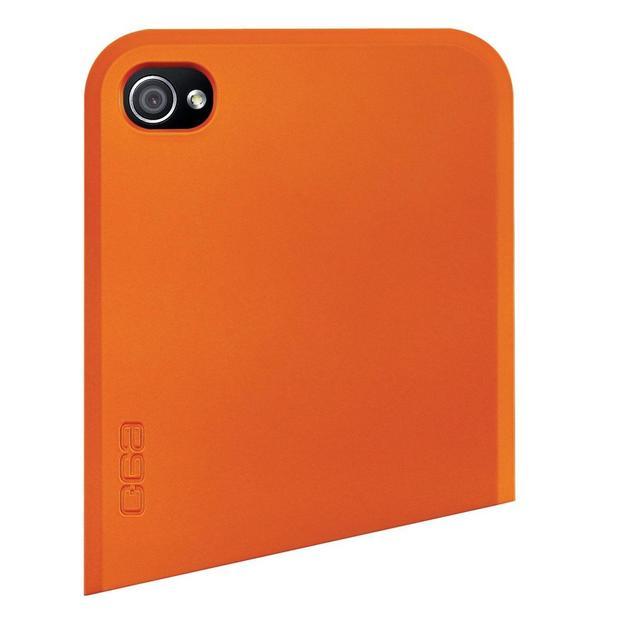 Ego Series iPhone 4 Schutzhülle Oben orange