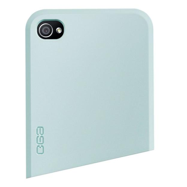 Coque iPhone 4 Ego Series haut  mint