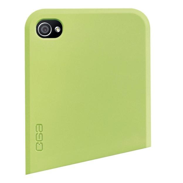 Coque iPhone 4 Ego Series haut vert