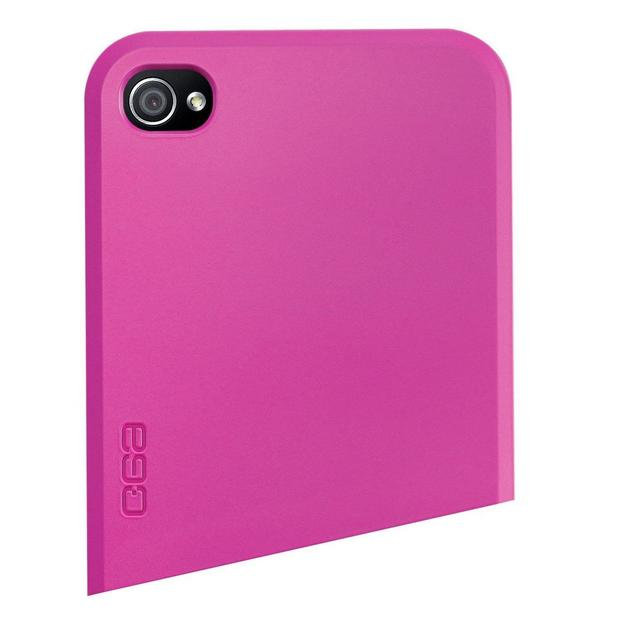 Coque iPhone 4 Ego Series haut pink