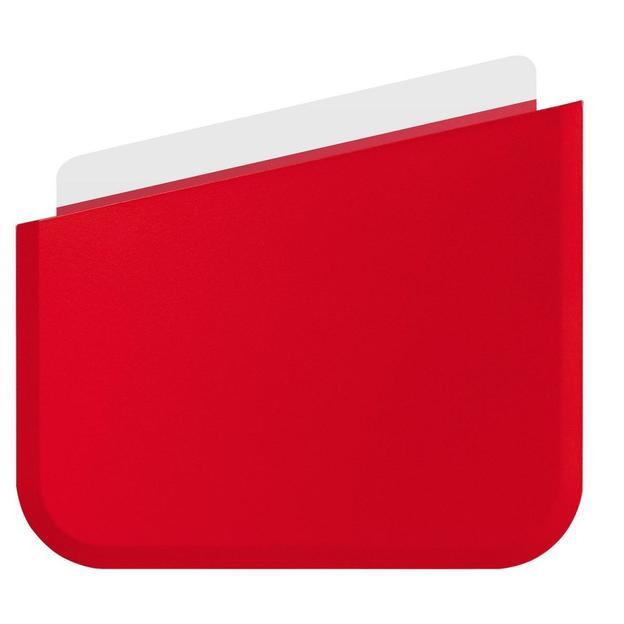 Ego Series iPhone 4 Schutzhülle Unten rot