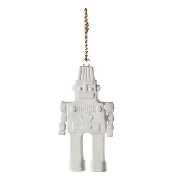Memorabilia Anhänger Roboter von Seletti