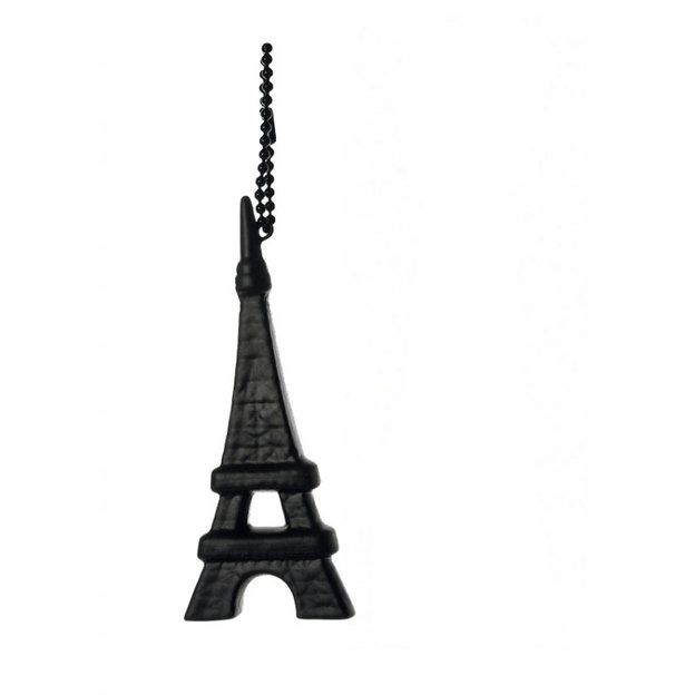 Memorabilia pendentif Tour Eifel noire Seletti