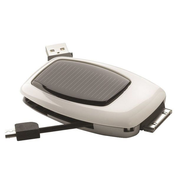 Chargeur solaire de secours