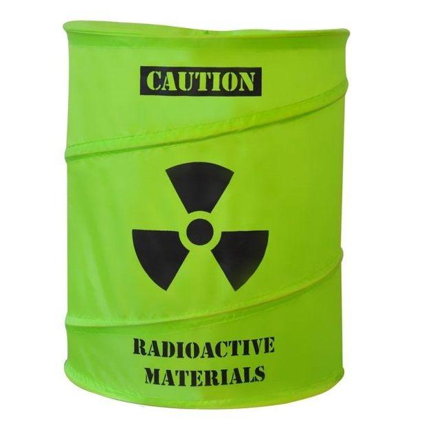 Wäschekorb Toxische Abfälle