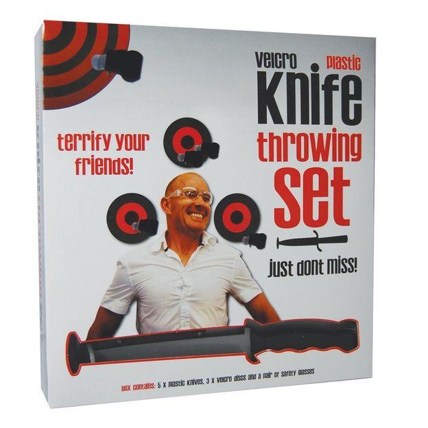Messerwerfer Set