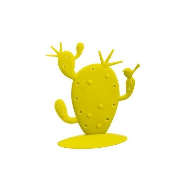 Schmuck-Kaktus Pierce senfgrün von Koziol