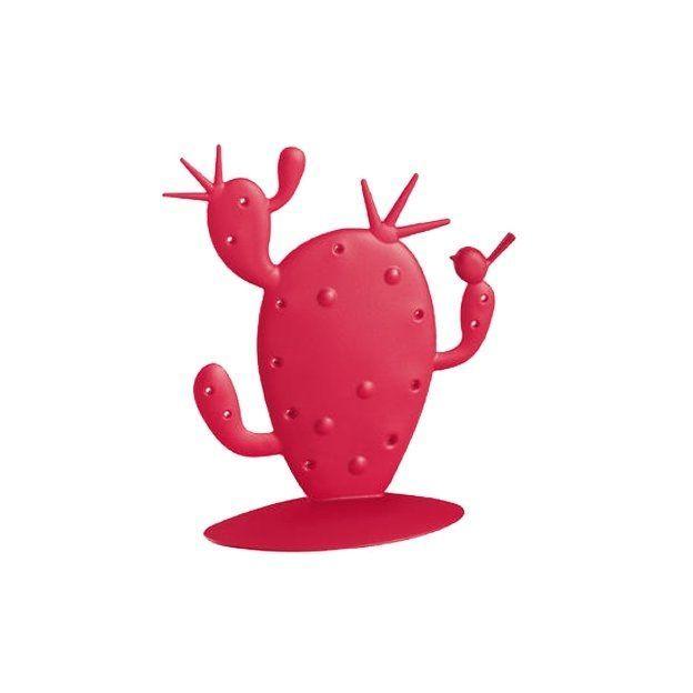Schmuck-Kaktus Pierce himbeer von Koziol