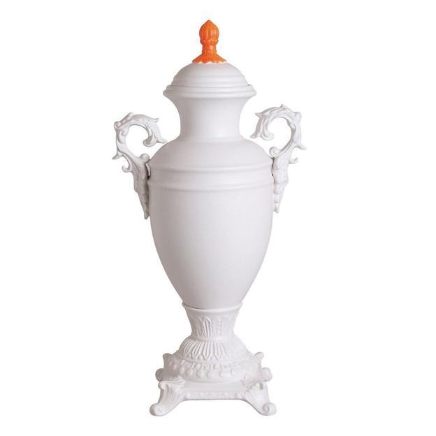 Versailles Fluo Porzellan Vase von Seletti