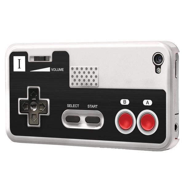 iPhone 4 Schutzhülle Retro Controller