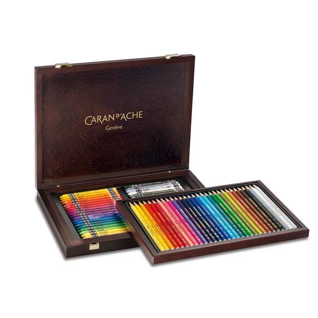 Caran d'Ache Prismalo 80 crayons aquarelle