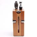Accessoires de vin Bloc de hêtre