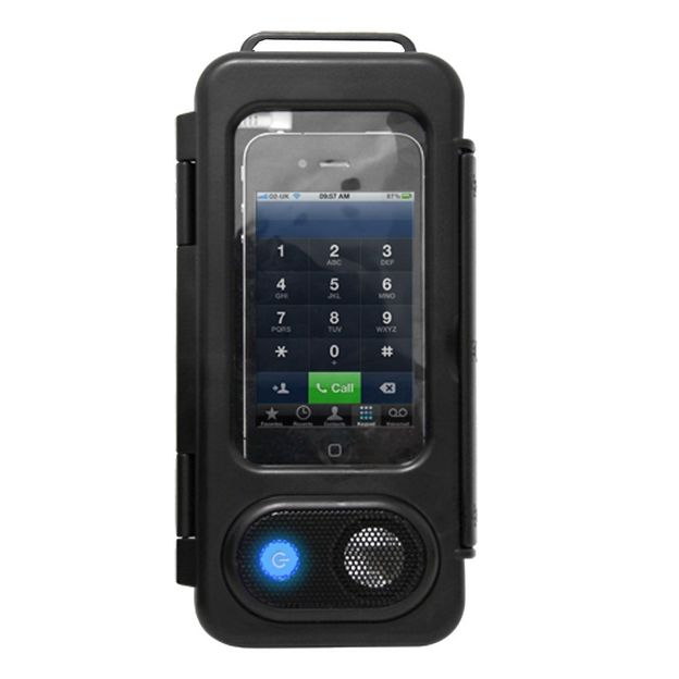 Smartphone Lautsprecher Schutzhülle