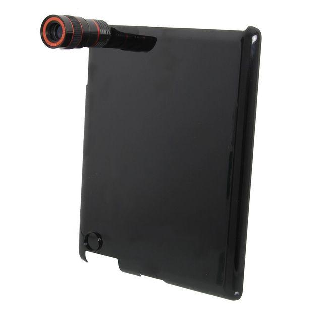 8-faches Zoomobjekt für das iPad 2