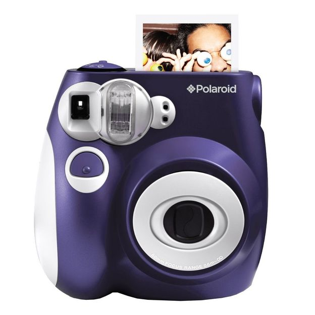 Polaroid Kamera 300 violett