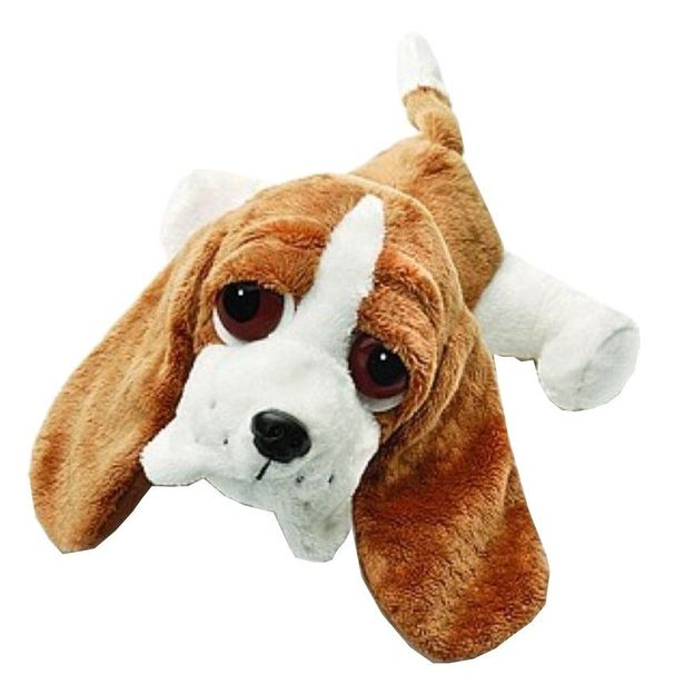 Peluche Russ Peepers Sniffy le chien