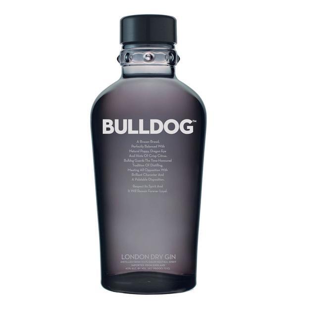 Bulldog, Gin, 0.7L