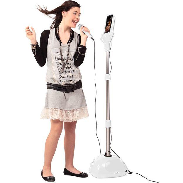 Micro sur pied Karaoke Star