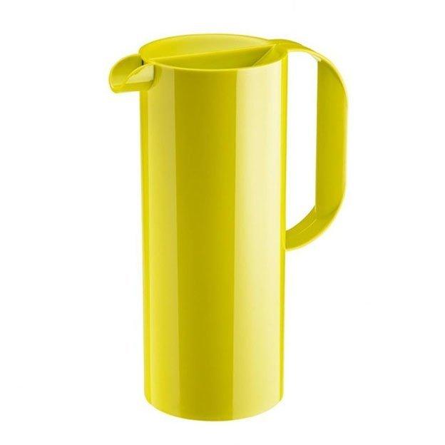 Pichet RIO vert moutarde opaque von Koziol